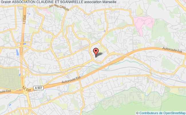 plan association Association Claudine Et Sganarelle