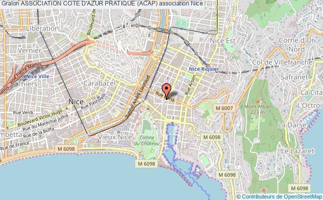 plan association Association Cote D'azur Pratique (acap)