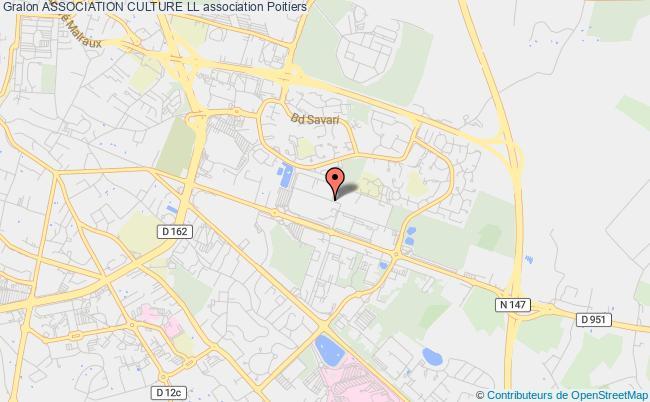 plan association Association Culture Ll Poitiers