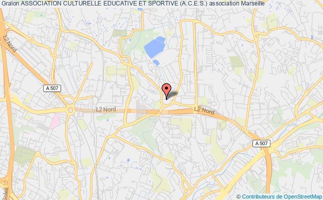 plan association Association Culturelle Educative Et Sportive (a.c.e.s.)