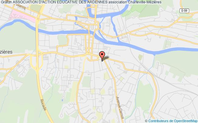 ASSOCIATION D'ACTION EDUCATIVE DES ARDENNES