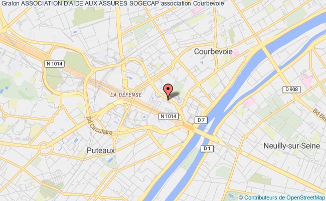 plan association Association D'aide Aux Assures Sogecap Courbevoie