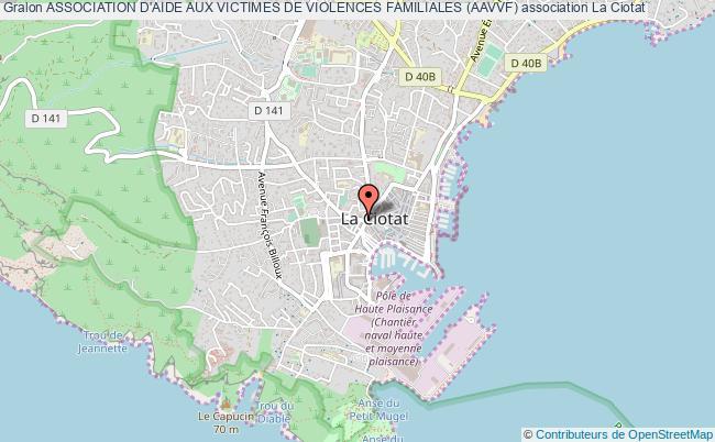 plan association Association D'aide Aux Victimes De Violences Familiales (aavvf)