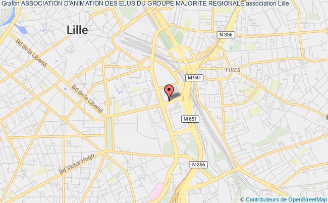 plan association Association D'animation Des Elus Du Groupe Majorite Presidentielle Lille Cedex