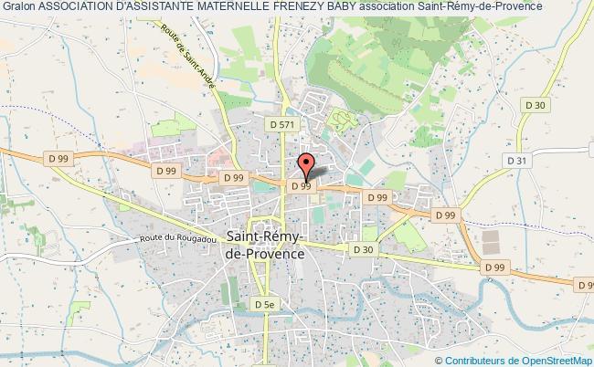 plan association Association D'assistante Maternelle Frenezy Baby