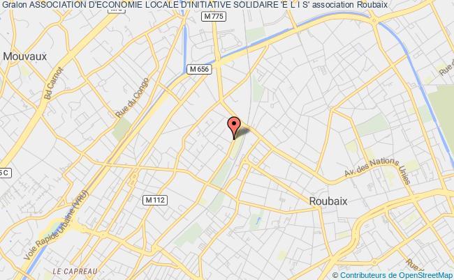 plan association Association D'economie Locale D'initiative Solidaire 'e L I S'