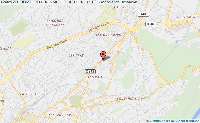 plan association Association D'entraide ForestiÈre (a.e.f.)