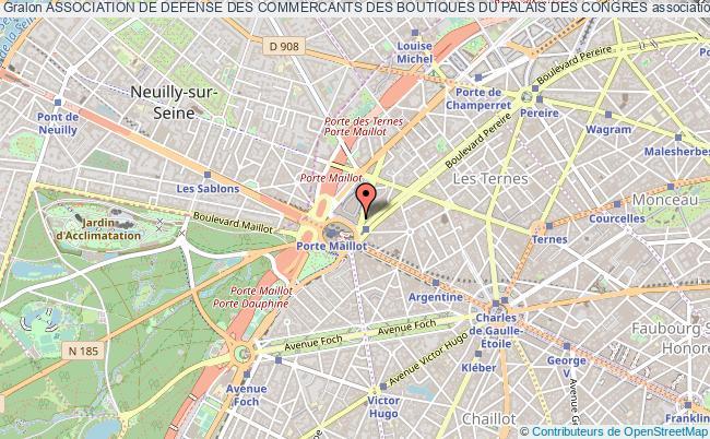Association de defense des commercants des boutiques du palais des ...