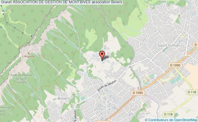 plan association Association De Gestion De Montbives