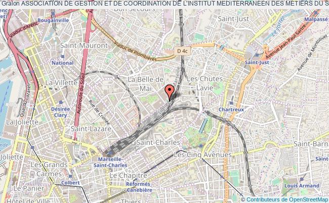 plan association Association De Gestion Et De Coordination De L'institut Mediterraneen Des Metiers Du Spectacle (imms)