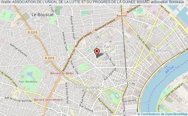 plan association Association De L'union, De La Lutte Et Du Progres De La Guinee Bissau