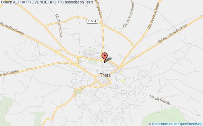 plan association Association De Loisirs Et De Promotion Pour Le Haut De L'arc (a.l.p.h.a)