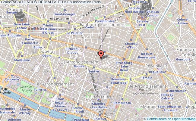 plan association Association De Malfaiteuses