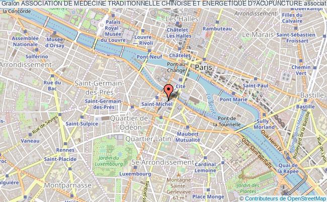 plan association Association De Medecine Traditionnelle Chinoise Et Energetique D?acupuncture