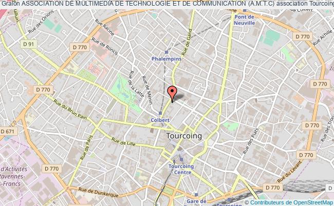 plan association Association De Multimedia De Technologie Et De Communication (a.m.t.c)