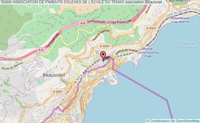 plan association Association De Parents D'eleves De L'ecole Du Tenao