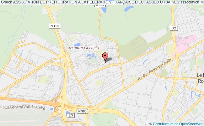 plan association Association De PrÉfiguration A La Federation FranÇaise D'echasses Urbaines