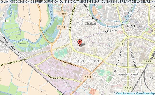 plan association Association De Prefiguration Du Syndicat Mixte Gemapi Du Bassin Versant De La Sevre Niortaise