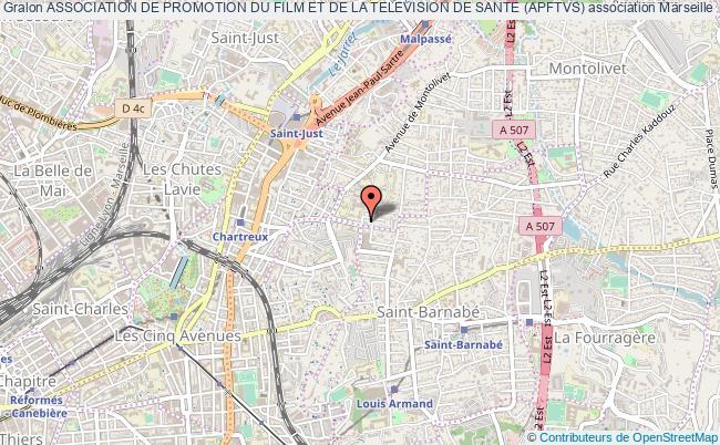 plan association Association De Promotion Du Film Et De La Television De Sante (apftvs)