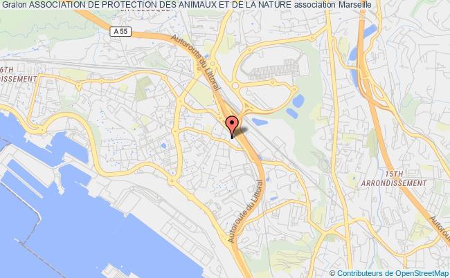 plan association Association De Protection Des Animaux Et De La Nature