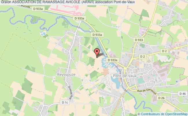 plan association Association De Ramassage Avicole (aravi)