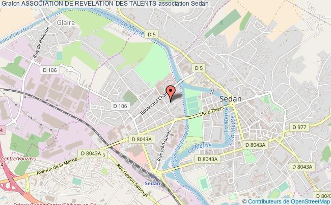 plan association Association De Revelation Des Talents