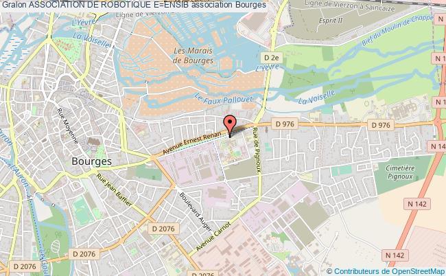 plan association Association De Robotique E=ensib Bourges