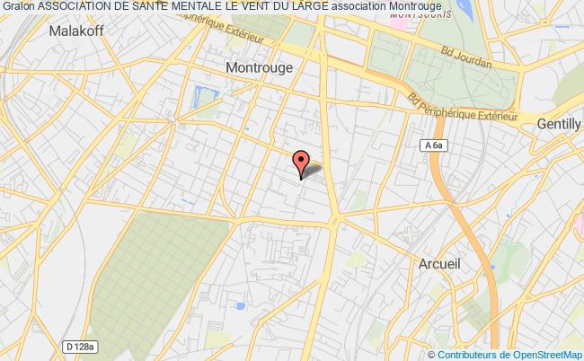 plan association Association De Sante Mentale Le Vent Du Large Montrouge
