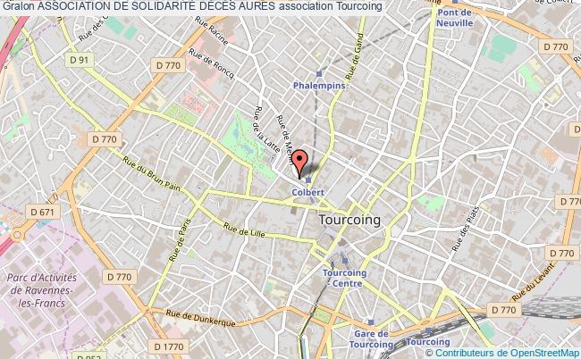 plan association Association De SolidaritÉ DÉcÈs Aures
