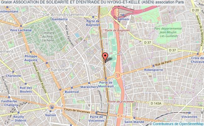 plan association Association De SolidaritÉ Et D?entraide Du Nyong-et-kelle (asen)