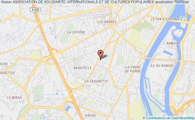 plan association Association De Solidarite Internationale Et De Cultures Populaires Toulouse