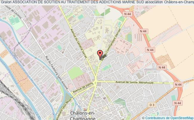plan association Association De Soutien Au Traitement Des Addictions Marne Sud