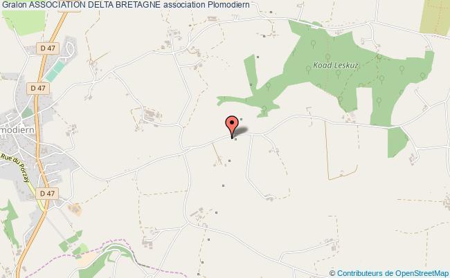 plan association Association Delta Bretagne