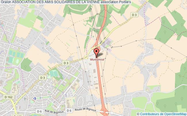 plan association Association Des Amis Solidaires De La Vienne
