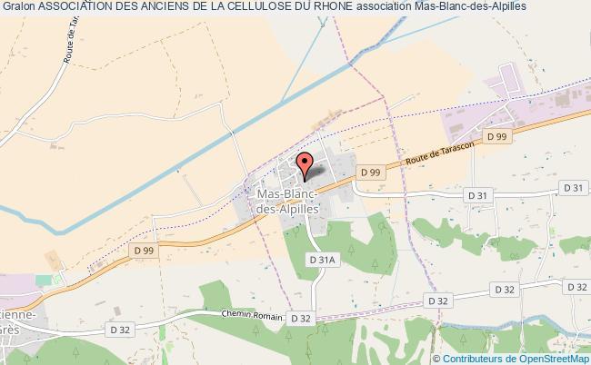 plan association Association Des Anciens De La Cellulose Du Rhone