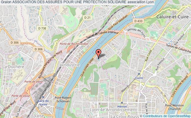 plan association Association Des AssurÉs Pour Une Protection Solidaire