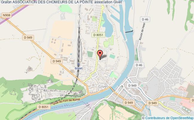 plan association Association Des Chomeurs De La Pointe