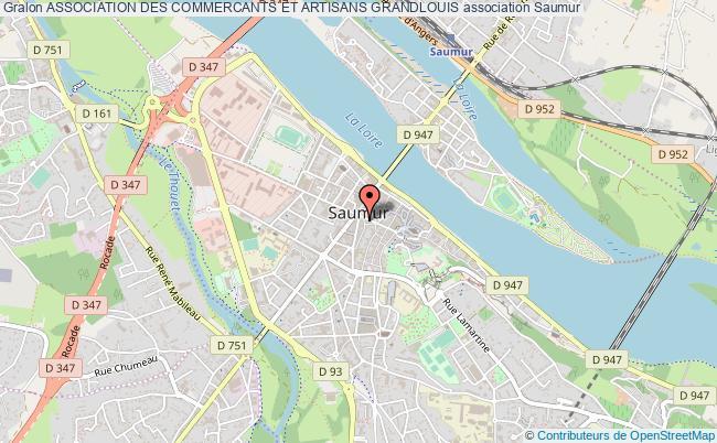 plan association Association Des Commercants Et Artisans Grandlouis