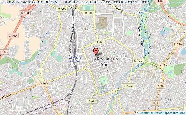 plan association Association Des Dermatologistes De Vendee