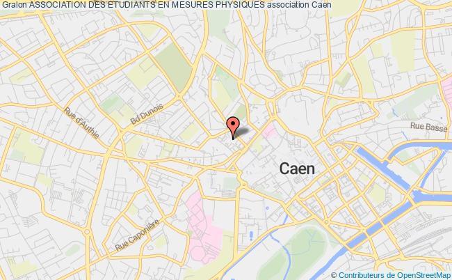 plan association Association Des Etudiants En Mesures Physiques