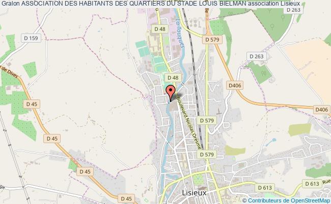 plan association Association Des Habitants Des Quartiers Du Stade Louis Bielman