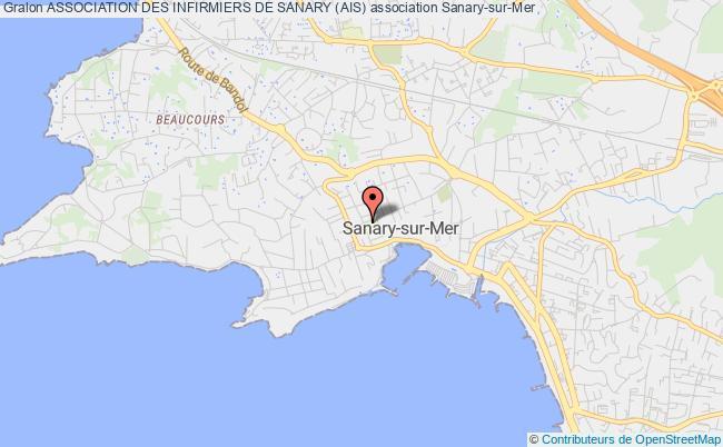 plan association Association Des Infirmiers De Sanary (ais)