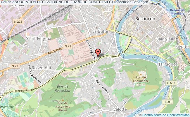 plan association Association Des Ivoiriens De Franche-comte (aifc)