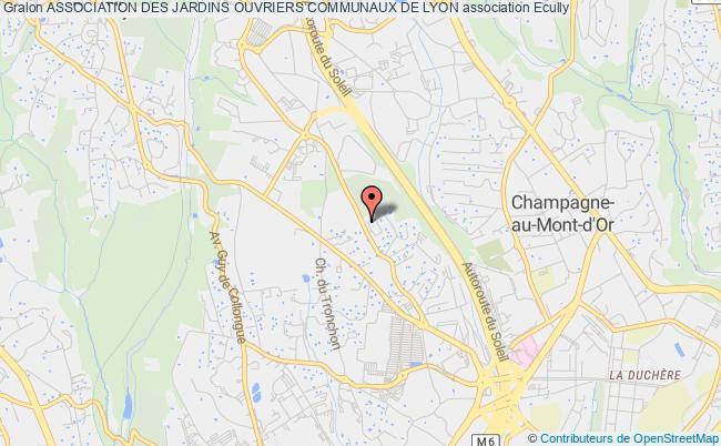 Association Des Jardins Ouvriers Communaux De Lyon Association Clubs