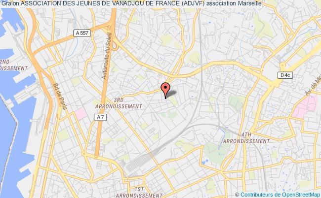 plan association Association Des Jeunes De Vanadjou De France (adjvf)