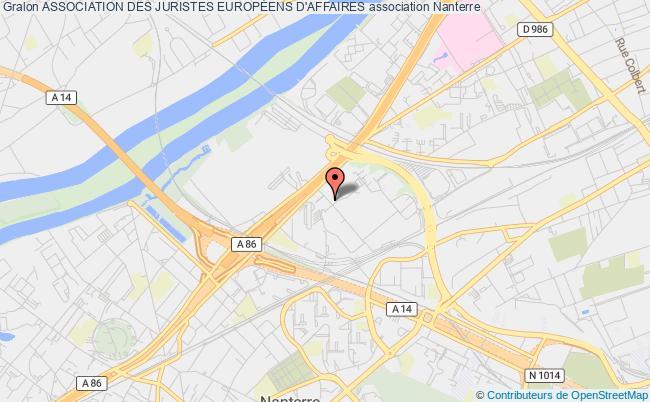 plan association Association Des Juristes EuropÉens D'affaires