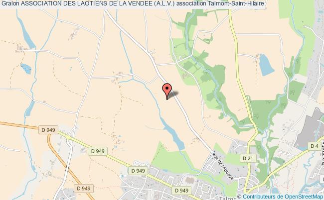 plan association Association Des Laotiens De La Vendee (a.l.v.)
