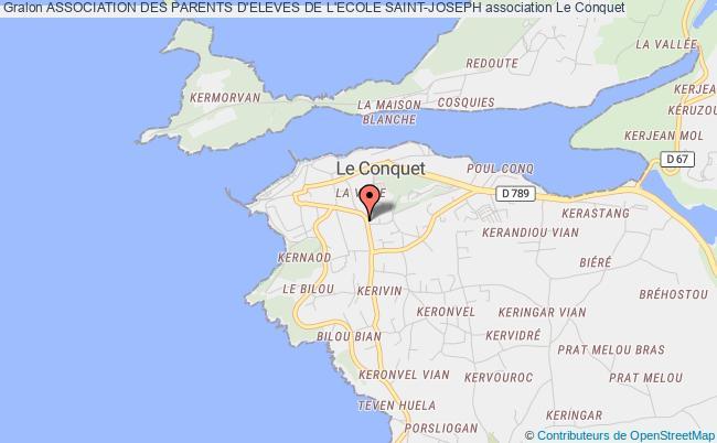 plan association Association Des Parents D'eleves De L'ecole Saint-joseph