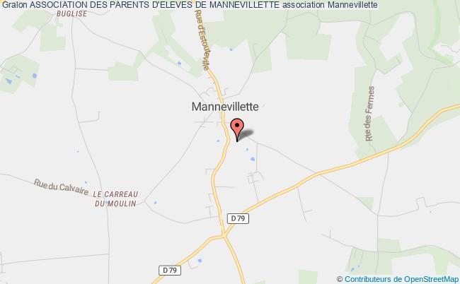 plan association Association Des Parents D'eleves De Mannevillette Mannevillette