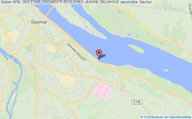 plan association Association Des Parents D'eleves Du College Prive Mixte Sainte- Anne